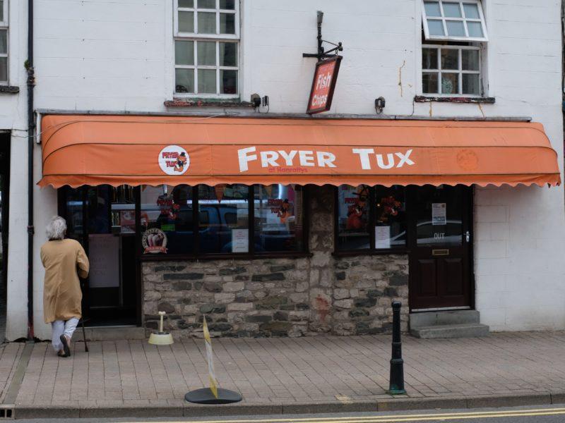 Fryer Tux