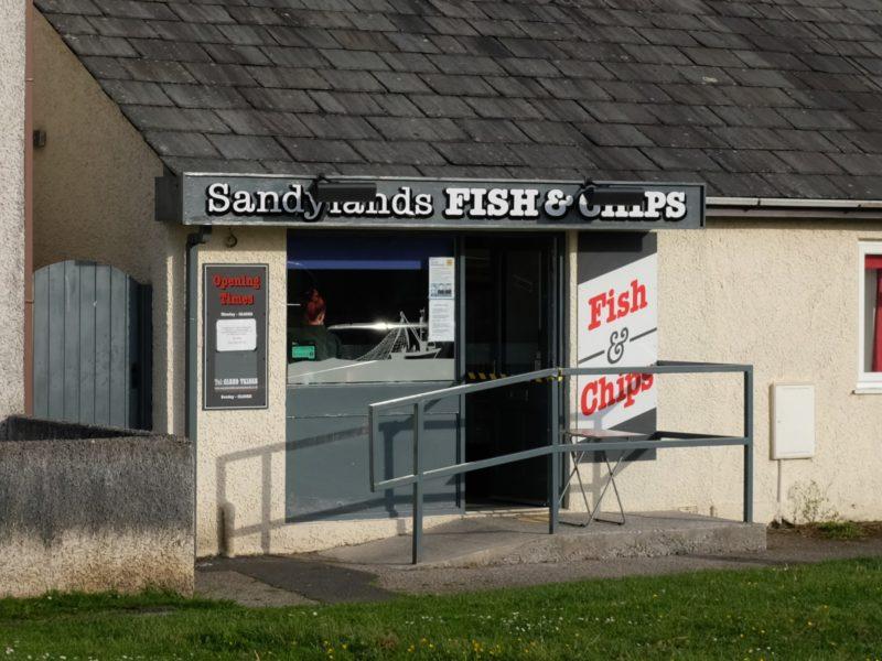 Sandylands Fish and Chip Shop